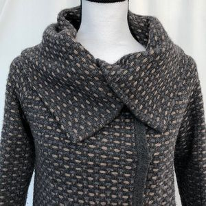 Banana Republic shawl collar sweater size small